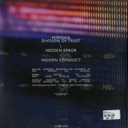 Back View : Hypoxia - DIVISION OF TRUST - Make Noise Records / MNR008
