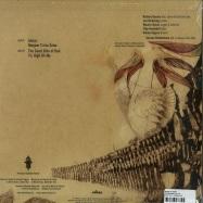 Back View : Black Flower - INTERMEDIATE STATE (10 INCH) - Sdban Ultra / SDBANU1001