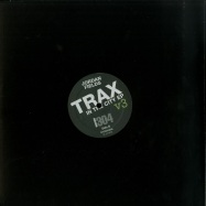Back View : Jordan Fields - TRAX IN THE CITY EP V3 - Downtown 304 / DT304V009