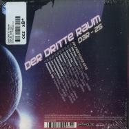 Back View : Der Dritte Raum - D3R-25 EINS (CD) - Harthouse / HHMA027-2 / 05153662