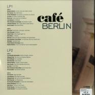 Back View : Various Artists - CAFE BERLIN (2X12 LP) - Vinyl Passion / VP80790
