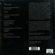 Back View : JLin - AUTOBIOGRAPHY (2X12 LP) - Planet Mu / ziq399