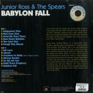 Back View : Junior Ross & The Spears - BABYLON FALL (LP) - Kingston Sounds / KSLP077 / 171121