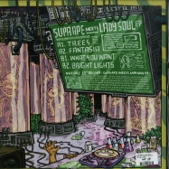 Back View : Supa Ape ft. Lady Soul - SUPA APE MEETS LADY SOUL - UK Jungle / UKJ002