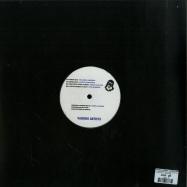 Back View : Frazer Campbell / Jorge Zamacona / Jorge Caiado / Ste Roberts - COUNTERFEIT SOUL VOL 4 (180 G VINYL) - Counterfeit Soul / Counterfeitsoul 4