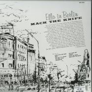 Back View : Ella Fitzgerald - MACK THE KNIFE - ELLA IN BERLIN (LP) - Verve / MG V-4041 / 5352710