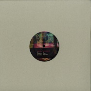 Back View : Abstract Division - NOBODY IS ANYWHERE EP - Dynamic Reflection / DREF042