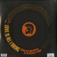 Back View : Various - LOVE IS ALL I BRING (REGGAE HITS AND RARITIES BY THE QUEENS OF TROJAN (2LP) - Trojan / 405053853706