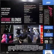 Back View : OST/Various - Atomic Blonde (180g 2LP) - Mondo / MOND114