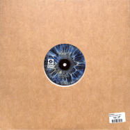 Back View : Wavebndr - BLUE EYE EP (WHITE VINYL) - Zodiak Commune Records / ZC020