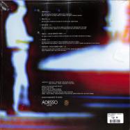 Back View : Pavan / Frezzato + Aldinucci / Bernocchi - NOT LINEAR (LP) - Adesso / ADLP002