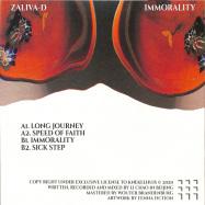 Back View : Zaliva-D - IMMORALITY - Knekelhuis / KH029