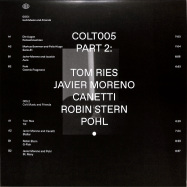 Back View : Various Artists - COLT MUSIC AND FRIENDS PART 1 & 2 (2X12INCH / VINYL ONLY) - Colt Music / COLT005