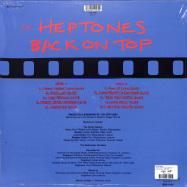 Back View : Heptones - BACK ON TOP (RED 180G LP) - Burning Sounds / BSRLP900