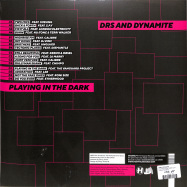 Back View : DRS & Dynamite - PLAYING IN THE DARK (2LP) - Hospital / NHS395LP