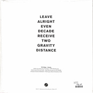 Back View : Till Krüger - GRAVITY (2LP) - 200 Records / 200LP1