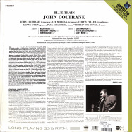 Back View : John Coltrane - BLUE TRAIN (LP + CD) - Groove Replica / 77023 / 10269081