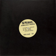 Back View : Efdemin X Vril - ENDLESS / PURGE (STANDARD COVER) - Sun Sad / SUNSAD001