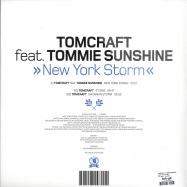 Back View : Tomcraft ft. Tommie Sunshine - NEW YORK STORM - Craft Music / Craft0386