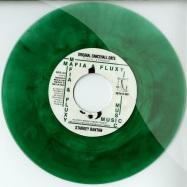 MIND WHO U SPAR WITH / ORIGINAL DANCEHALL DAYS (CLEAR GREEN 7 INCH)