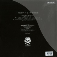 Back View : Thomas Kress - UTILIZE ME (DYNAMIC BASS SYSTEM / TECROC RMXS) - Robotmachine Records / RMR009