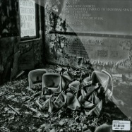 Back View : Ascon Bates - UNDYING PIECES LP (2X12 INCHVINYL ONLY) - Solid Rush / SOLIDRUSHLP001