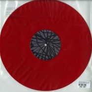 Back View : Choir Of Young Believers / Tina Dickow - HOLLOW TALK / BREAK OF DAY (RED COLOURED VINYL) - Stella Polaris Music / STELLA001V
