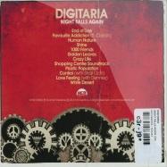 Back View : Digitaria - NIGHT FALLS AGAIN (CD) - Hot Creations / hotccd3
