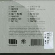 Back View : Ulterior Motive - THE FOURTH WALL (CD) - Metalheadz / metacd004