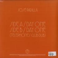 Back View : Jose Padilla - DAY ONE (180 G VINYL) - International Feel / ifeel039