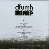 Back View : HAARP - DFUMH (DONT FUCKUP MY HIGH) (180G + MP3) - Springstoff / 05113831