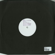 Back View : Roger 23 - EXTENDED PLAY - Ilian Tape / ITX08