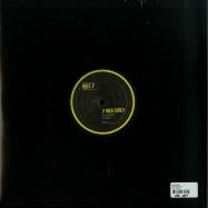 Back View : Nick Curly - THE VOODOO EP - 8 Bit / 8Bit116