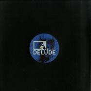 Back View : Felix Bernhardt - BURDAT - Delude Records / DRV015