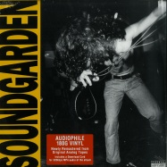 Back View : Soundgarden - LOUDER THAN LOVE (180G LP + MP3) - A & M / 4792445