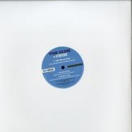 Back View : Tom Glide & Chidi - OLD SKOOL DAYZ - Ramrock Blue / RRB005