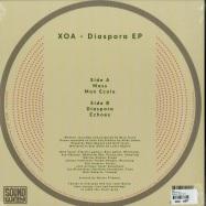 Back View : XOA - DIASPORA EP - Soundway / SNDW12026