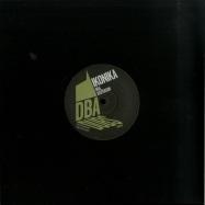 Back View : Ikonika - ORAL SUSPENSION - DBA Dubs / DUB009
