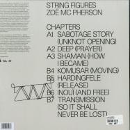 Back View : Zoe Mc Pherson - STRING FIGURES (LP) - SVS RECORDS / SF01