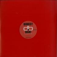 Back View : Aux 88 - TECHNOLOGY EP - Direct Beat Classics / DBC4W-002