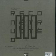 Back View : Paul St. Hilaire & Rhauder - RECONSTRUCTED III (SOULPHICTION / LEONEL CASTILLO / MARK & MATT THIBIDEAU) - Sushitech / SUSH049
