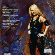 Back View : Doro - FIGHT (LTD SPLATTERED LP) - Rare Diamonds Productions / RDP008-V