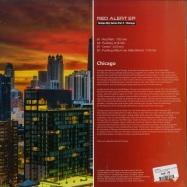 Back View : DJ Skull - RED ALERT EP (TECHNO CITY SERIES PART 2 / CHICAGO) - Solar One Music / SOM048