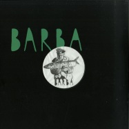 Back View : Erell Ranson - DREAMS OF NILA EP - Barba Records / BAR019