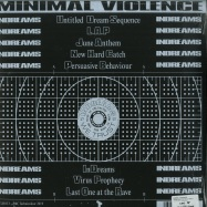 Back View : Minimal Violence - INDREAMS (WHITE LP+MP3) - Technicolour / TCLRLP033