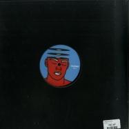 Back View : V/A (Jos, Evil Knebel, Poten) - EYA 004 - Eya Records / EYA 004