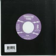 Back View : Alanna Royale - GO / I KNOW (7 INCH) - Transistor Sound / TSR014