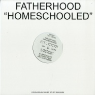 Back View : Fatherhood - HOMESCHOOLED (ART ALFIE REMIX) - Study Records / STU003