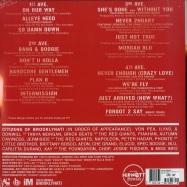 Back View : Tanya Morgan - BROOKLYNATI (LTD RED 2 LP) - Hipnott / HNR083