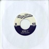 Back View : Mark Ronson / Missy Elliott - OOH WEE / WORK IT (7 INCH) - Home Hitters / Homehit003